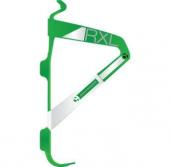 Košík na fľašu RXL karbónový zelená