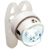 Svetlo Glo mini predné biela