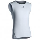 Tričko spodné B1 bez rukávov biele /Vel:XXL