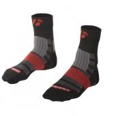 Ponožky RXL 2.5 (6cm) čierna /Vel:S (36-39)