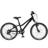 Bicykel Trek Precaliber 20 6SP Girls 17 čierna /Vel:20