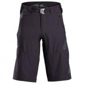 Nohavice krátke Lithos čierna _17 /Vel:XL
