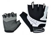 Rukavice CARPLE čierna/biela /Vel:XXL