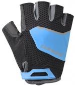 Rukavice Explorer čierno/modré /Vel:L