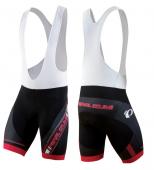 Nohavice s trakmi ELITE LTD čierno/červené /Vel:S