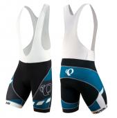 Nohavice s trakmi ELITE LTD čierno/modré /Vel:S