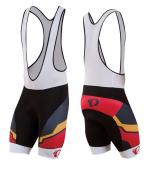Nohavice s trakmi ELITE LTD čierno/červené /Vel:M