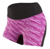 Nohavice dámske FLASH SHORT ružové /Vel:S