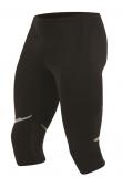 Nohavice FLY  čierne /Vel:XL 3/4