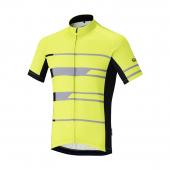 Dres Shimano Team neon žltý /Vel:M