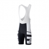 Nohavice Shimano Team s trakmi biely /Vel:L