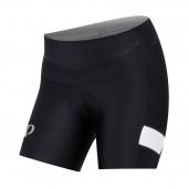 Nohavice dámske ESCAPE SUGAR SHORT čierno/biele /Vel:L