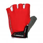 Rukavice RACERY červené /Vel:XL