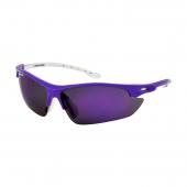 Okuliare MISSIZ fialové, sklá Mirror+Smoke