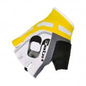 Rukavice COOLER WOV BioGel biela/žltá /Vel:L