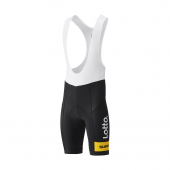 Nohavice Shimano Team s trakmi Lotto-Jumbo /Vel:M