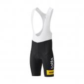 Nohavice Shimano Team s trakmi Lotto-Jumbo /Vel:XL
