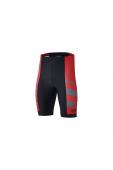Nohavice Shimano Team červené /Vel:L