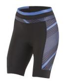 Nohavice dámske ELITE PURSUIT čierno/modré /Vel:S