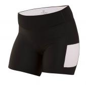 Nohavice dámske ESCAPE SUGAR čierno/biele /Vel:S
