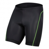 Nohavice SELECT PURSUIT TRI čierno-zelené /Vel:M