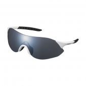 Okuliare AEROLITE S metalické biele smoke/číre