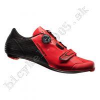 Tretry cestné Velocis červená/čierna /Vel:45
