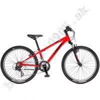 Bicykel Trek Precaliber 24 21SP Boys 17 červená /Vel:24