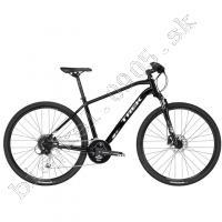 Bicykel Trek DS 3 2018 čierna /Vel:21