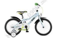 Bicykel Dema DROBEC 16 bledomodrý 2019