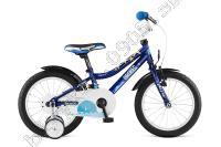 Bicykel Dema DROBEC 16 modrý 2019