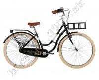 Bicykel Kellys ROYAL DUTCH 18  čierna