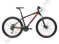 Bicykel GIANT Talon 1 17 čierna/červená  /Vel.M