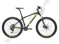 Bicykel GIANT Talon 0 17 čierna/zelená  /Vel.XL