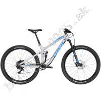 Bicykel Trek Fuel EX 9 29 17 strieborná /Vel:18.5