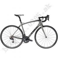 Bicykel Trek Émonda SLR 6 H2 2018 matná šedá/čierna /Vel:56
