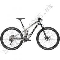 Bicykel Trek Fuel EX 9.8 29 XT 2018 matná metalická šedá/čierna /Vel:18.5 29