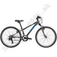 Bicykel Trek Precaliber 24 21SP Boys 2018 šedá /Vel:24