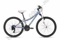 Bicykel Kellys KITER 50 2018 šedá Veľ:24