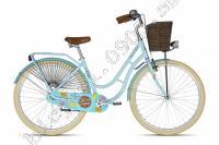 Bicykel KELLYS CLASSIC DUTCH 2018 modrá