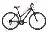 Bicykel Kellys CLEA 30 2019 čierna/ružová  /Vel:M