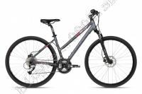 Bicykel Kellys CLEA 90 2019 šedá /Vel:S