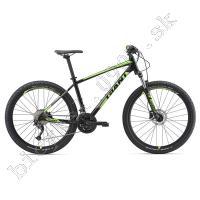 Bicykel GIANT Talon 3 GE čierny _18 /Vel:M