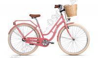 Bicykel CTM SUMMER lososová _18 /Veľ:18
