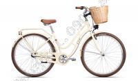 Bicykel CTM SUMMER vanilková 2021 /Vel:17