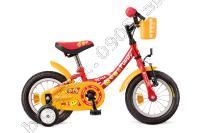 Bicykel Dema FUNNY 12 červený