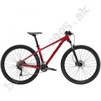 Bicykel Trek X-Caliber 8 2019 červená /Vel:21.5 29