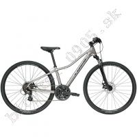 Bicykel Trek DS 1 WSD 2019 strieborná /Vel:M