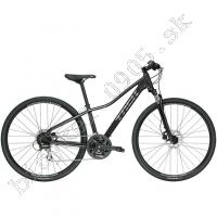 Bicykel Trek DS 2 WSD 2019 čierna /Vel:M