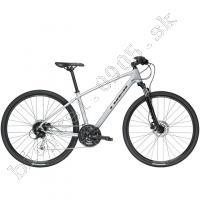 Bicykel Trek DS 3 2019 strieborná /Vel:M